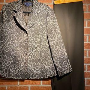 Evan Picone Pant Suit- Plus size